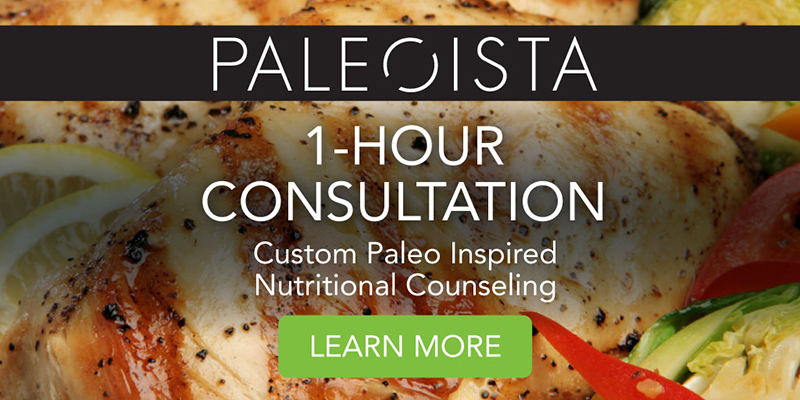 Paleoista Nutrition Consulting